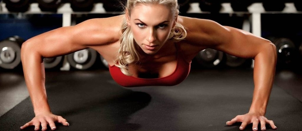 Физ. упражнения для увеличения груди