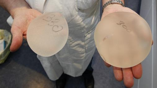 Размер грудных имплантов