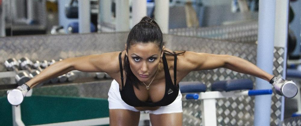 Спортсменки После Тренировки Фото